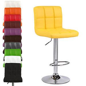 Breakfast Bar And Chairs Cuban Pu Faux Leather Breakfast Barstools Bar Stool Chair