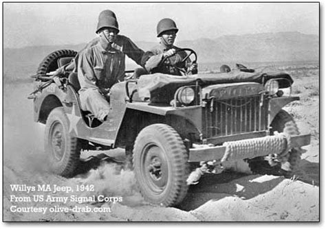 What Year Was Jeep Founded Bantam And Willys Birth Of The Jeep