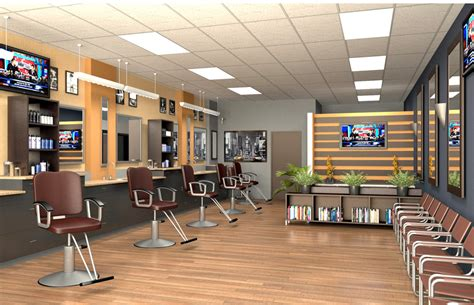 barber shop design mock up swan s barber shop stuff