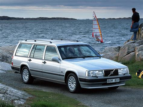 volvo wagon curbside classic 1991 volvo 740 turbo wagon deservedly