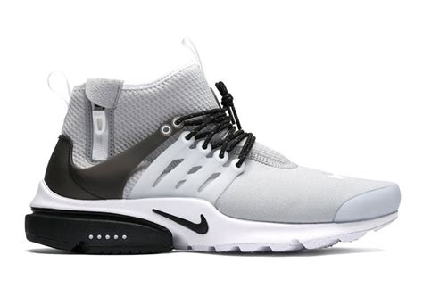 Nike Presto Utility Mid Grey nike air presto mid utility wolf grey buy now