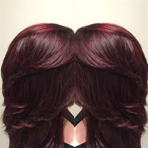 cherry coke hair color 25 best ideas about cherry cola hair on