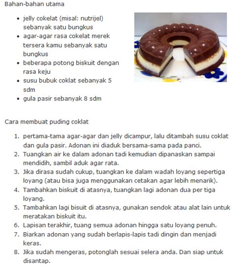 youtube membuat fla puding coklat search results dunia pictures