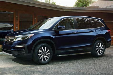 Honda Pilot 2020 Hybrid by 2020 Honda Pilot Hybrid Redesign Interior Specs Rumors
