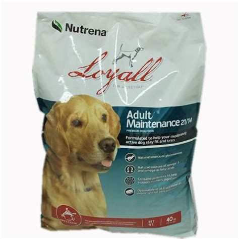 loyall puppy food loyall active food 40 lb bag coolhorse