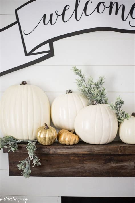 welcome fall 8 ideas for bringing fall decor into your
