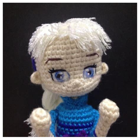 amigurumi elsa pattern free elsa frozen crochet doll amigurumi disney princess