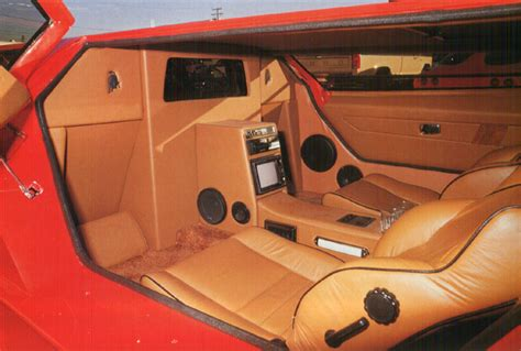 Lamborghini Countach Limousine by Lamborghini Limo Interior Www Pixshark Images