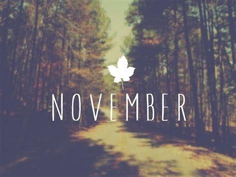 imagenes de welcome november hello november on tumblr