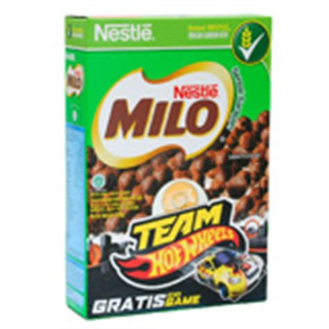 Milo Balls Cereal cereal grains pt trading