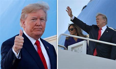 donald trump asia tour donald trump jets off to asia for crucial five nation tour