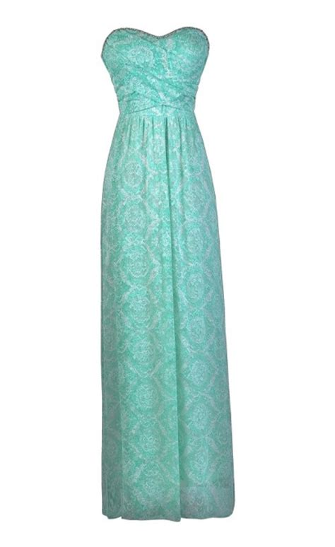 seafoam green maxi dress maxi bridesmaid dress mint