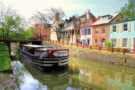 canal boat rides dc budget friendly date ideas in washington dc washington org