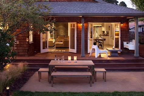 outdated bungalow in california will get modern makeover - Bungalow Mill Valley