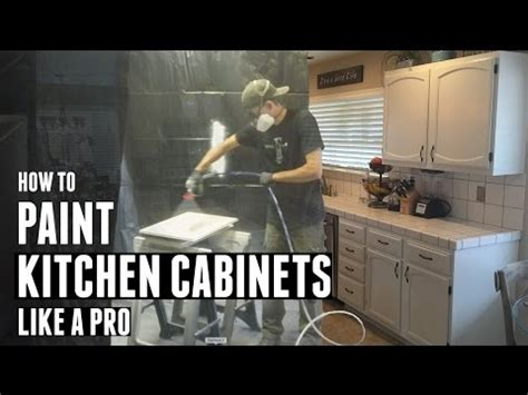 How To Paint Your Kitchen Cabinets Like A Professional oil based paint vs latex for trim cabinets doovi