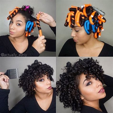 heatless hairstyles for weave hairspiration gorgeous heatless curls on actually ashly