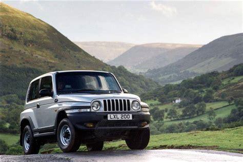ssangyong korando 1999 daewoo korando 1999 2002 review review car review