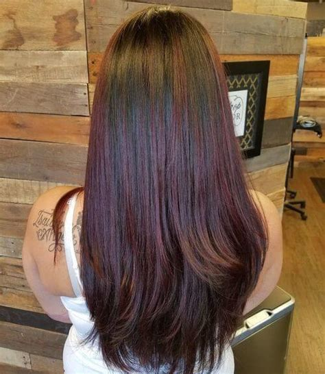 bordeaux hair color 33 brilliant burgundy hair color ideas trending in 2018
