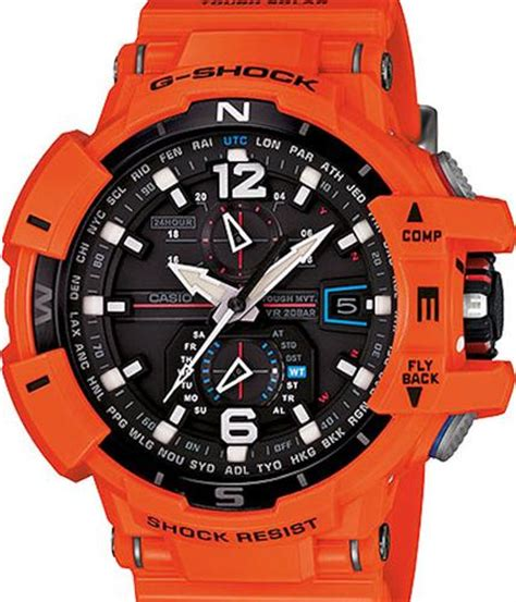 Gwa 1100r 4 casio g shock wrist watches g shock aviation solar