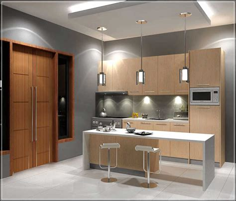Small Contemporary Kitchens Design Ideas | fill the gap in the small modern kitchen designs modern