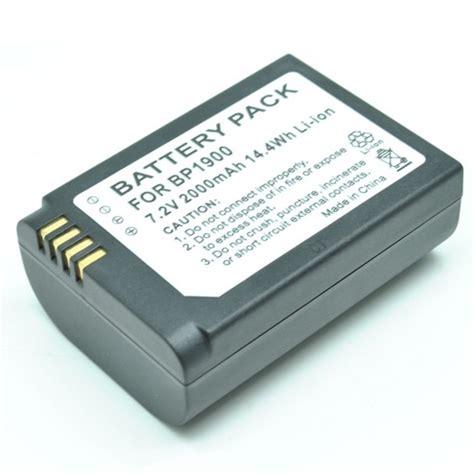Batere Kamera baterai kamera samsung nx1 2000mah bp1900 black