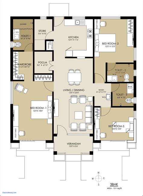 3 Bedroom House Designs In India Economic House Plans Best Of House Plan 3 Bedroom House Plans In India Pdf Home Design
