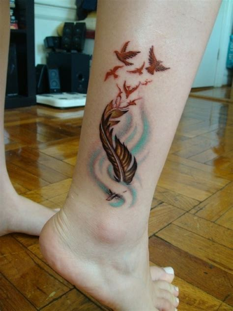 tattoo feather into birds meaning birds tattoos and designs page 300