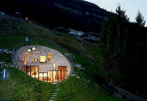 modern earth contact home garden go green