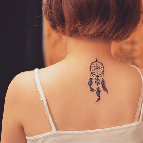 dream catcher neck tattoo tumblr 102 tatuagens de filtro dos sonhos s 243 as melhores fotos