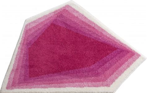 Pink Bathroom Carpet by Bathroom Rugs Karim 11 Pink Grund
