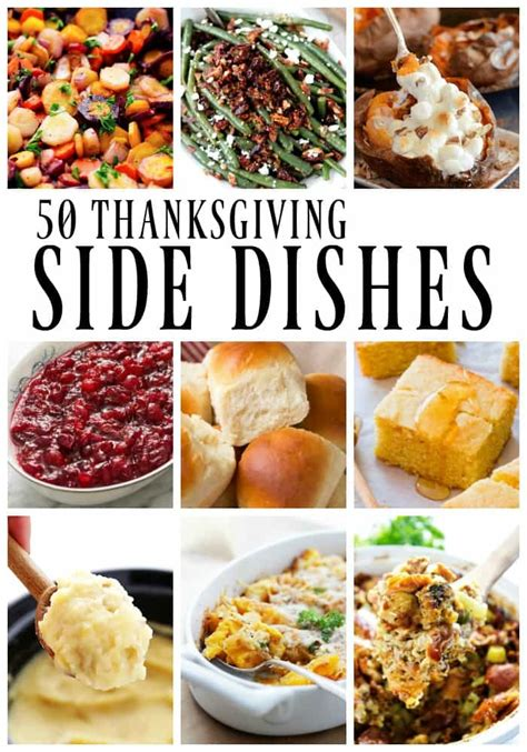 thanksgiving side dishes 50 thanksgiving side dishes to be grateful for a dash of