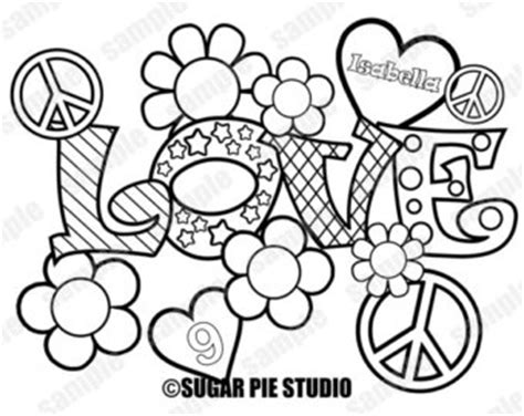 nat love coloring pages peace and love coloring pages go digital with us