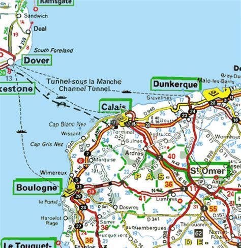 calais map pin calais map by mapquestcom on