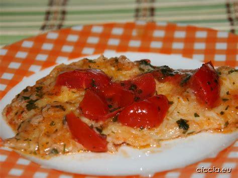 cucinare filetti di platessa filetto di platessa con pomodorini ricette di cucina