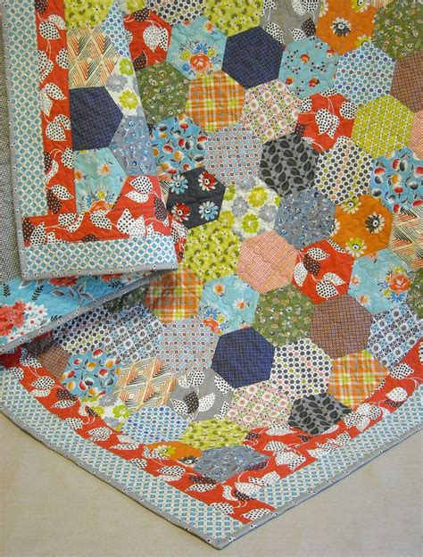 best 25 hexagon patchwork ideas on patchwork