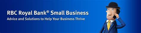 royal bank services small business banking and financing rbc royal bank