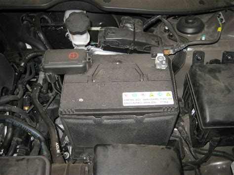 kia sportage 12v automotive battery replacement guide 001