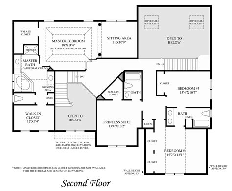 new home floor plans lagrange oh the hills at lagrange the everett home design