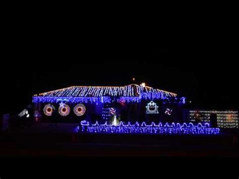 amazing rudd rd christmas lights shepparton youtube