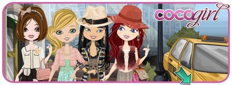 coco girl facebook top 5 best simulation games on facebook in 2013