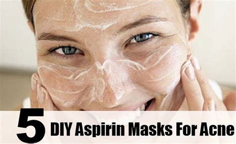 diy aspirin mask 5 amazing diy aspirin masks for acne diy health remedy