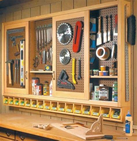 Garage Workbench Design best 25 garage tool organization ideas on pinterest