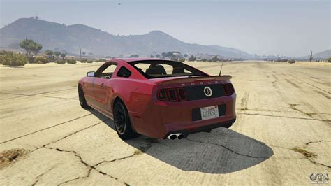 Gta 5 Autos Mustang by 2013 Ford Mustang Shelby Gt500 F 252 R Gta 5