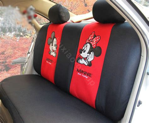 Set Mouse Fit L Gd the gallery for gt mickey mouse car seat cover