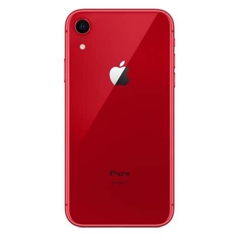 apple 64gb iphone xr cellular phone iphonexr 64gbred