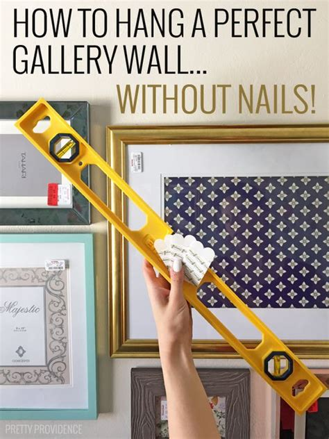 how to hang paintings without nails pinterest the world s catalog of ideas