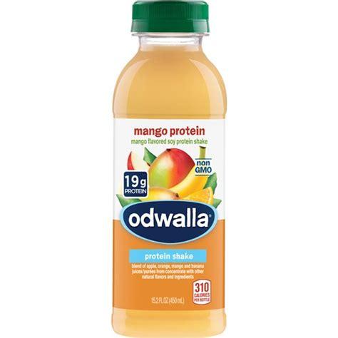 protein juice drink odwalla juice protein drink mango 15 2 oz resnick