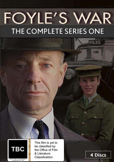 foyle s war season 10 foyle s war the complete series 1 dvd on sale now