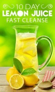 1 Day Le Lemon Detox Cleanse by 1000 Images About Master Cleanser On Lemon