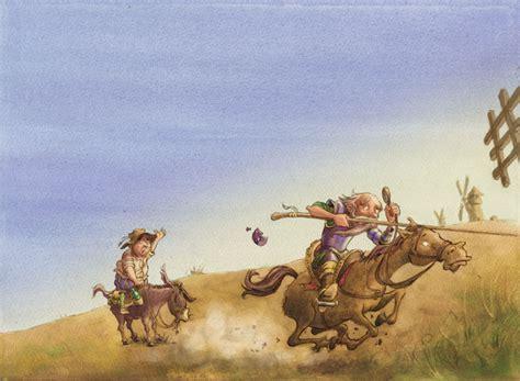 don quixote don quixote by andy catling at coroflot com